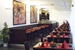 HLS-Technik Hotel Angleterre Gastronomiebereich