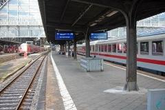Infrastruktur Hauptbahnhof Frankfurt Main Gleis 12-13