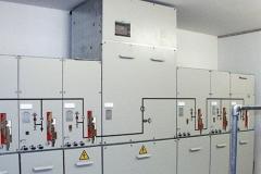Energietechnik Telehaus Frankfurt Mittelspannungsanlage