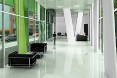 Energietechnik X-House Foyer