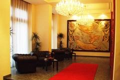 Energietechnik Hotel Angleterre Hotellobby