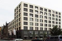 Energietechnik Hotel Angleterre Neubautrakt
